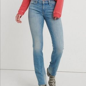 Lucky Brand Mid Rise Sweet Straight Jean